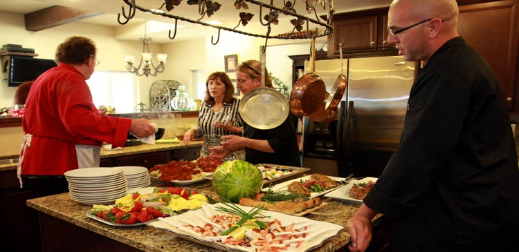 Casa Somerset Bed and Breakfast - A Taste of Italy in the Heart of Kansas